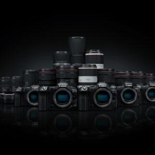 Canon EOS R Kameras und RF-Objektive